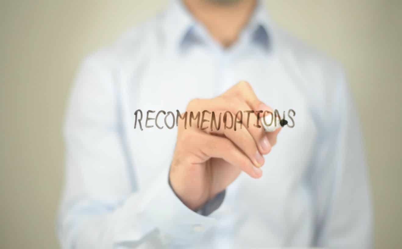 AI Driven Product Recommenders