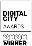 Digital City Awards - 2020 Winner