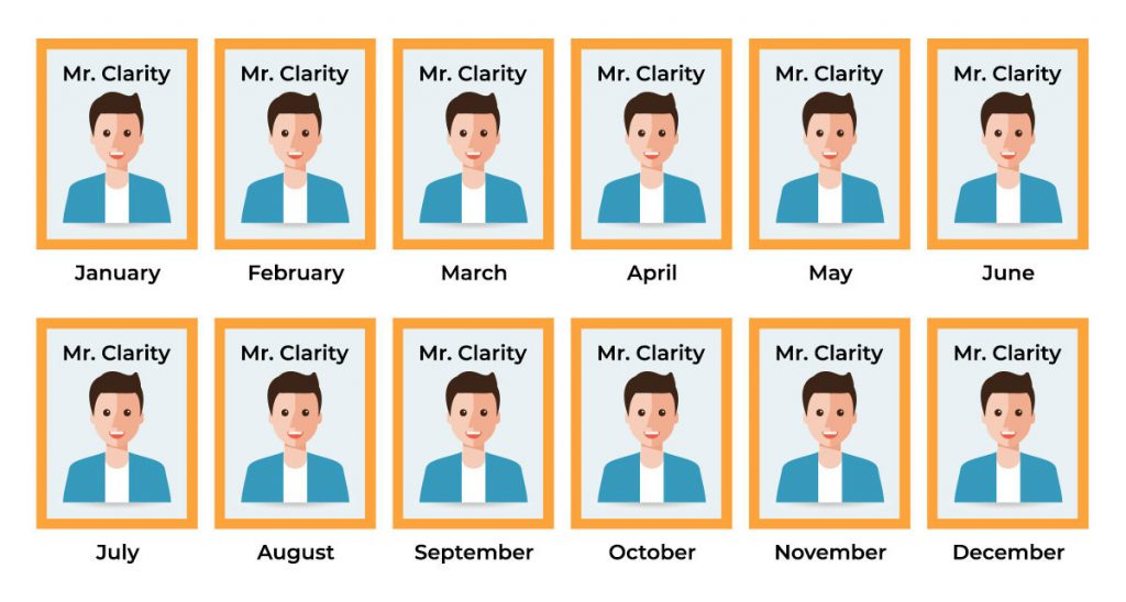 Sales Assistant By Month