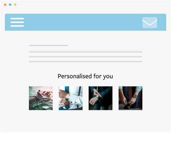 Personalised Recommenders