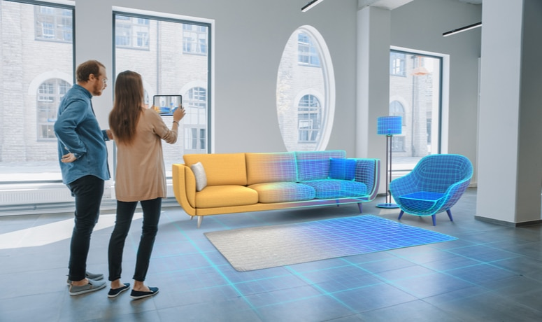 How ecommerce personalisation and AR are shaping the future of the furniture industry